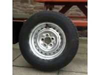 VW transporter spare wheel & tyre good condition