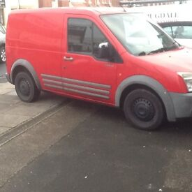 Ford transit connect long mot , tow bar