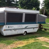 96 Jayco tent trailer