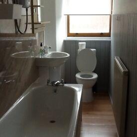 2 double bedroom flat for rent in morningside drive Edinburgh