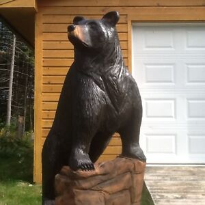 Chainsaw Carvings and sculptures