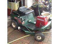 Mountfield ride on mower parts or repair
