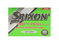 2 dozen srixon soft feel NEW!