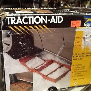 TRACTION AIDE TIRE SNOW GRIPS $20