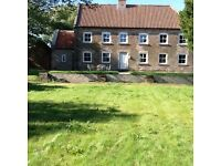 Beautiful semi-renovated Grade 11 Listed 3 bed Detached Farmhouse