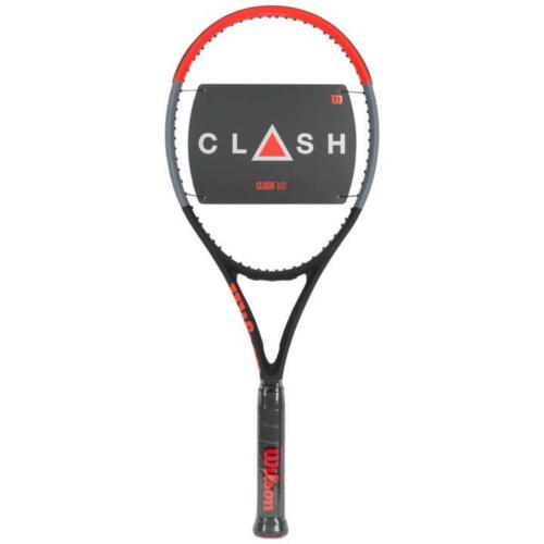 Wilson Clash 100 Tennis Racquet Grip Size 4 1/8