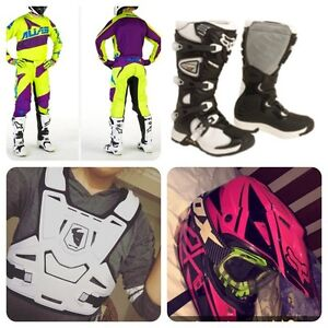 COMPLETE MOTOCROSS GEAR AND MORE Perth Perth City Area Preview