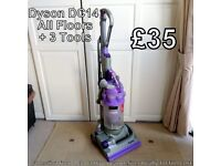 Dyson DC14 All Floors Vacuum Cleaner + 3 Tools