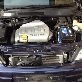 Astra mk4 Sri Eco tech complete serviced clean engine