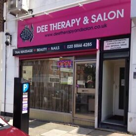 Dee Therapy Salon ( BODY MASSAGE, THAI MASSAGE)