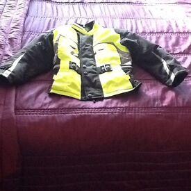 Children's motorbike Jacket