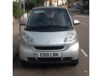 Smart Car/silver/Fourtwo Passion MRD Auto Petrol coupe