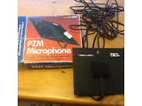 Boundry Microphones