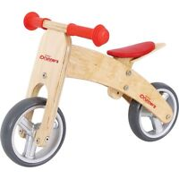 Vélo en bois - balance bike - junior