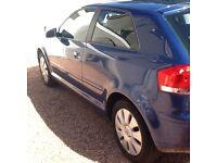 Bargain!! Audi A3 3 door hatchback
