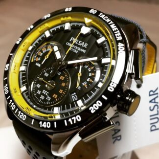 Brand New Pulsar V8 Supercars Chronograph Watch by Seiko (NEGOTIABLE)