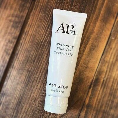 [Authentic] Nu Skin Ap24 Whitening Fluoride Toothpaste New Fresh Inventory 12/19