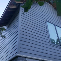 SIDING,GUTTERS, SOFFIT AND FASCIA