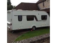 2013 SWIFT CHALLENGER SPORT 524 4 Berth Caravan