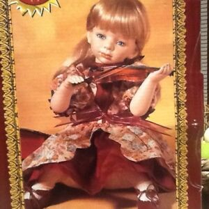 Porcelain Doll by Artisan Laura
