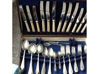 Knife and fork set ,1950s ?