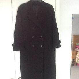 Women's full length coat