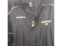 Boys Harton Technology P.E. Jacket, Size 30/32inches Brand New.