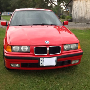 1995 BMW 3-Series Hatchback