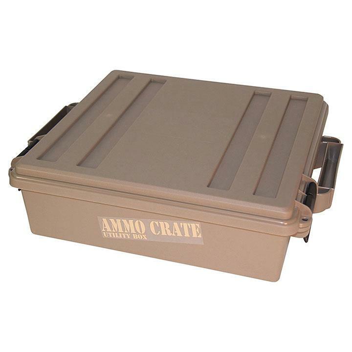 MTM ACR572 Ammo Crate Utility Box   920 Dark Earth