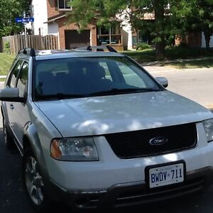 2007 Ford FreeStyle/Taurus X FSL Wagon