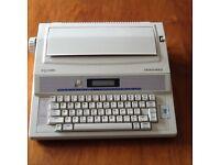 Typewriter Silver Reed EX133MD