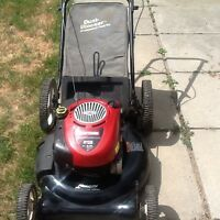 Lawnmowers, Trimmers, Chainsaws, Snowblowers etc