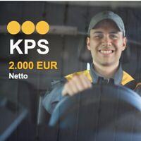 Transportfahrer/in  2.000 EUR NETTO / unbefristet / Kleinpakete Hessen - Kassel Vorschau