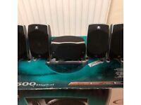 Logitech Z5500 Digital 5.1 Speaker System
