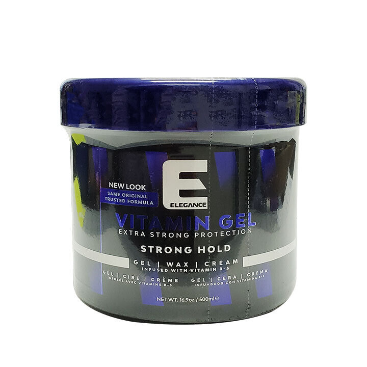 Elegance Extra Strong Vitamin PRO-VB5 Gel 16.9oz/500ml (FREE SHIPPING!!) Hair Care & Styling
