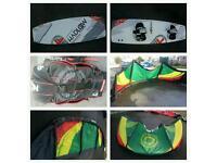 kite surfing gear see prices below