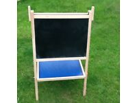 Childs Easel and Blackboard