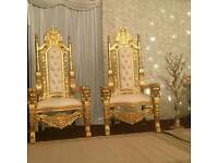 Love sofa Hire*Throne Chair Hire*wedding/party Decor*Event Planning*
