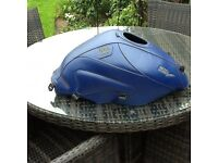 Blue Tank Cover for Suzuki SV650