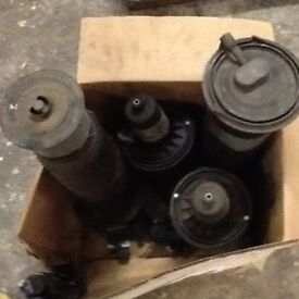 Range Rover P38 air suspension units