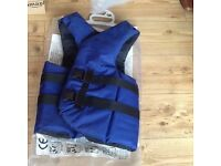 Flotation aid two buoyancy AIDS used once a child's and an adults Will separate £11 each