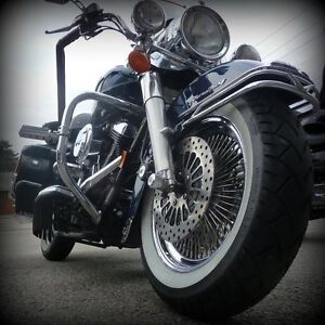 My Harley RK Classic For Your / MG / MGB / Triumph / TR6