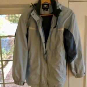 Women's Helly Hanson ski jacket