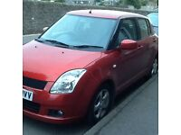 Suzuki Swift 1.4 Automatic,5 door mileage only 22459.Immaculate.