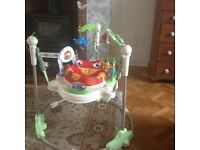 Fisher Price Jumperoo excellent condition