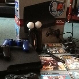 Boxed PS3 bundle