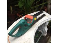PB electric hedge trimmer for sale
