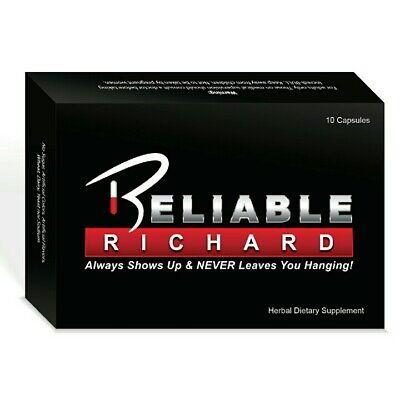 Reliable Richard Original - Stamina, Male Enhancement, Libido Pill, Performance!