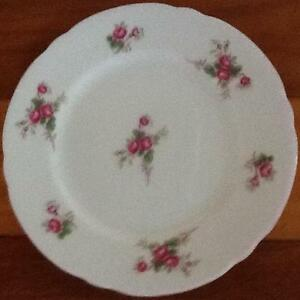 """Shelley """"Rose Sprays"""" Bread and Butter Plate Taren Point Sutherland Area Preview"""