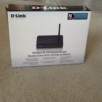 D -LINK HOME ROUTER